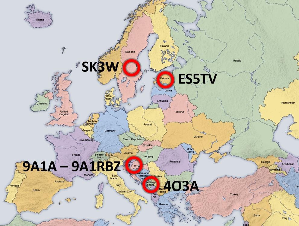 International Amateur Radio Union 50