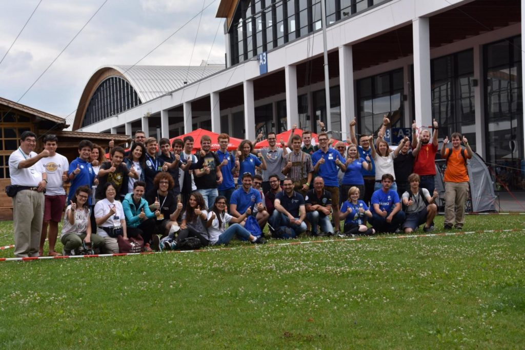 international youth meet